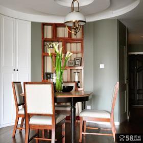 两室一厅美式装修效果图
