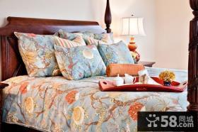 情迷地中海复式卧室装修效果图大全2014图片