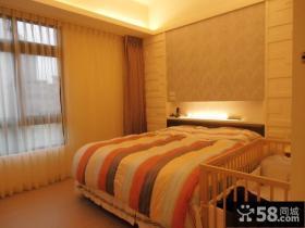 现代古典装修设计卧室时尚图