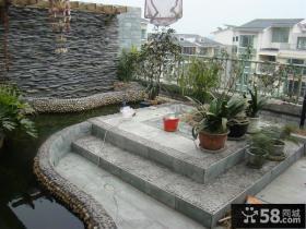 户外阳台花园装修设计图片