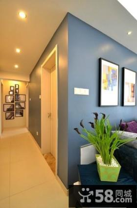 90平米小户型家装客厅装修效果图