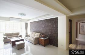 美式家居公寓室内效果图