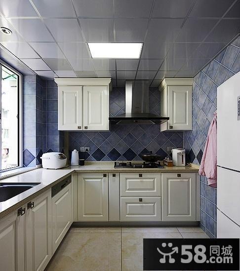 厨房吊顶装修效果图大全