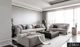 中式现代风格客厅设计