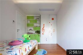 简约儿童房室内设计