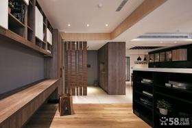 现代风格设计三室两厅装修图片大全