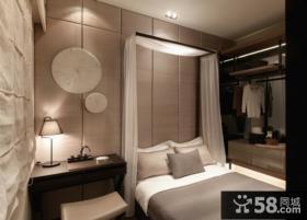 2014现代风格卧室设计图片