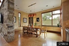 中式客厅装修效果图大全2012图片
