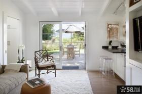 美式家具风格客厅效果图