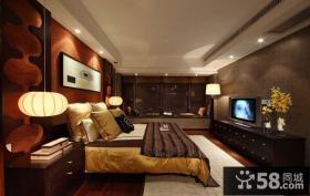 摩登新中式卧室大全