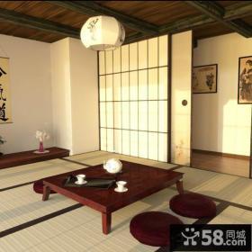 日式小户型榻榻米装修效果图欣赏