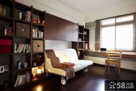 美式风格二居室装修