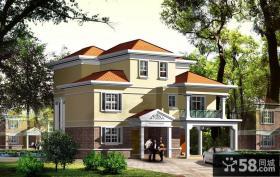 三层别墅外观设计效果图