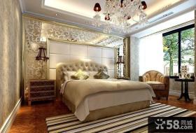 欧式别墅卧室装饰设计