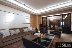 现代电梯别墅豪宅装修案例