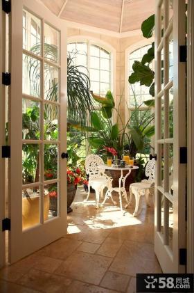 小阳台装修效果图 小阳台装修效果图大全2012图片