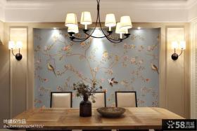 餐厅墙面装饰壁画