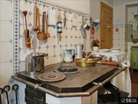 小户型厨房用具设计