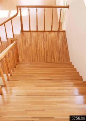 家庭装饰简单楼梯图片