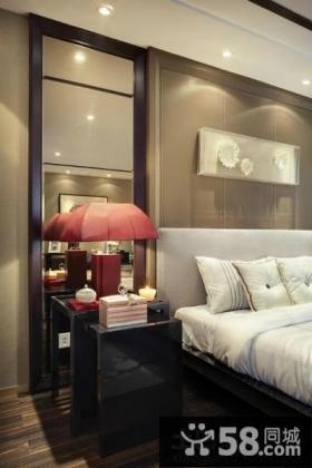 中式风格卧室灯具图片大全欣赏