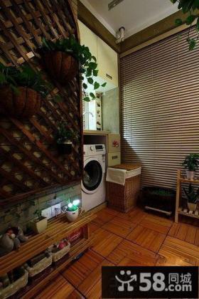 家装生活阳台装修效果图大全2013图片