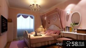 优质小户型女生卧室装修效果图