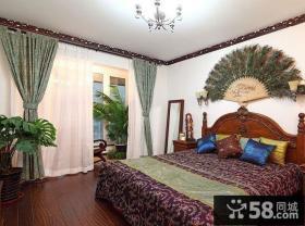 古典中式卧室装修效果图欣赏