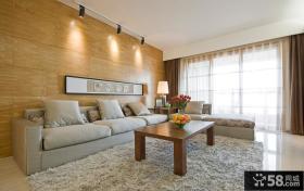 客厅简单装修效果图片