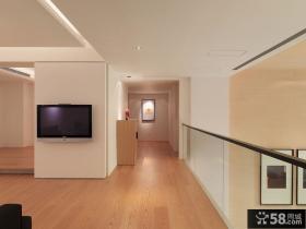 时尚现代风格室内电视背景墙图片大全