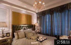 古典欧式卧室效果图大全2013图片
