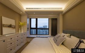 精装修现代风格卧室设计