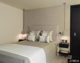 简约现代设计简单卧室效果图