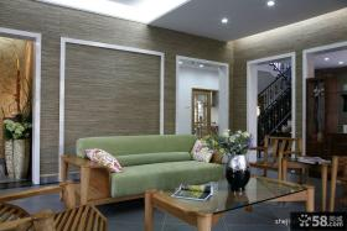 复式楼客厅装修效果图 简单客厅装修效果图