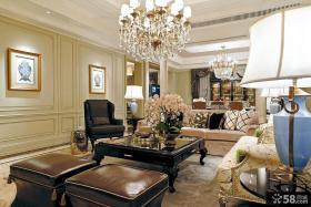 美式风格别墅设计效果图大全
