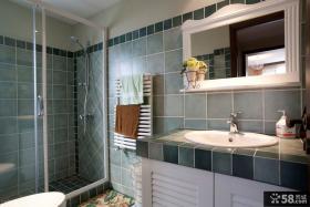 家居卫生间瓷砖颜色设计