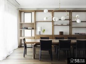 300平农村别墅餐厅装修设计效果图大全2012图片