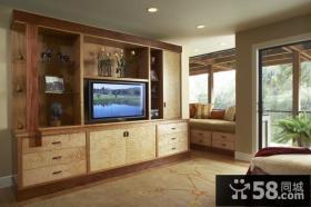 欧式农村别墅装卧室电视背景墙修效果图大全2012图片
