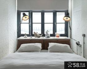 复古欧式别墅室内卧室装饰效果图