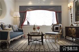 欧式风格小别墅室内装饰效果图