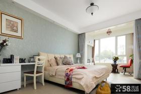 新古典风格卧室家居设计装修图片