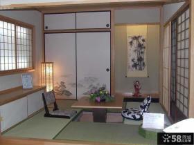 日式设计小户型榻榻米效果图2014