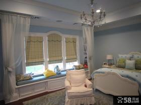 卧室装修效果图大全2012图片儿童房