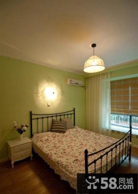 14平米二居简约小卧室装修效果图