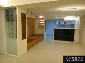 现代风格小别墅客厅设计图片