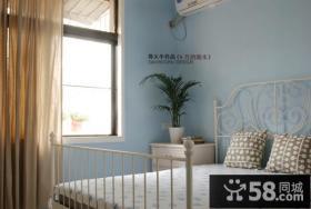 阳光里优质小户型客厅飘窗装修效果图