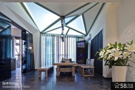 现代餐厅吊顶设计图