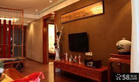 壁纸电视背景墙效果图欣赏