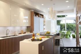 2012优质装修效果图 现代美式风格客厅装修