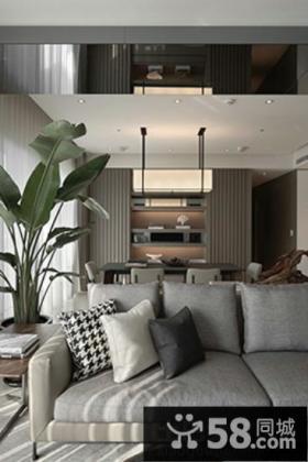 现代时尚风格室内装修图片