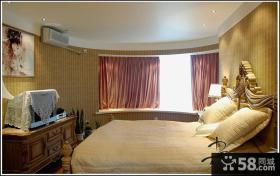 小户型欧式卧室装修效果图